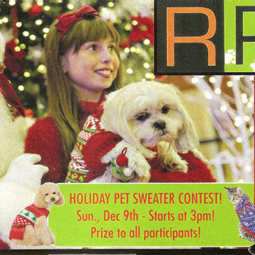 R-Pets Christmas Open House Spectacular! | December 8th 2018