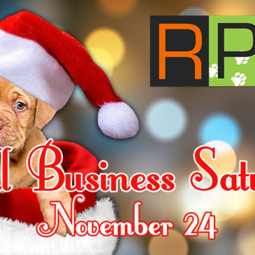Small Business Saturday | November 24th