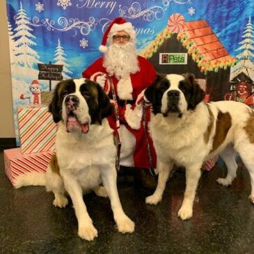 Photos from Santa's visit to the Piqua store!